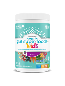 fermented organic gut superfoods+ kids