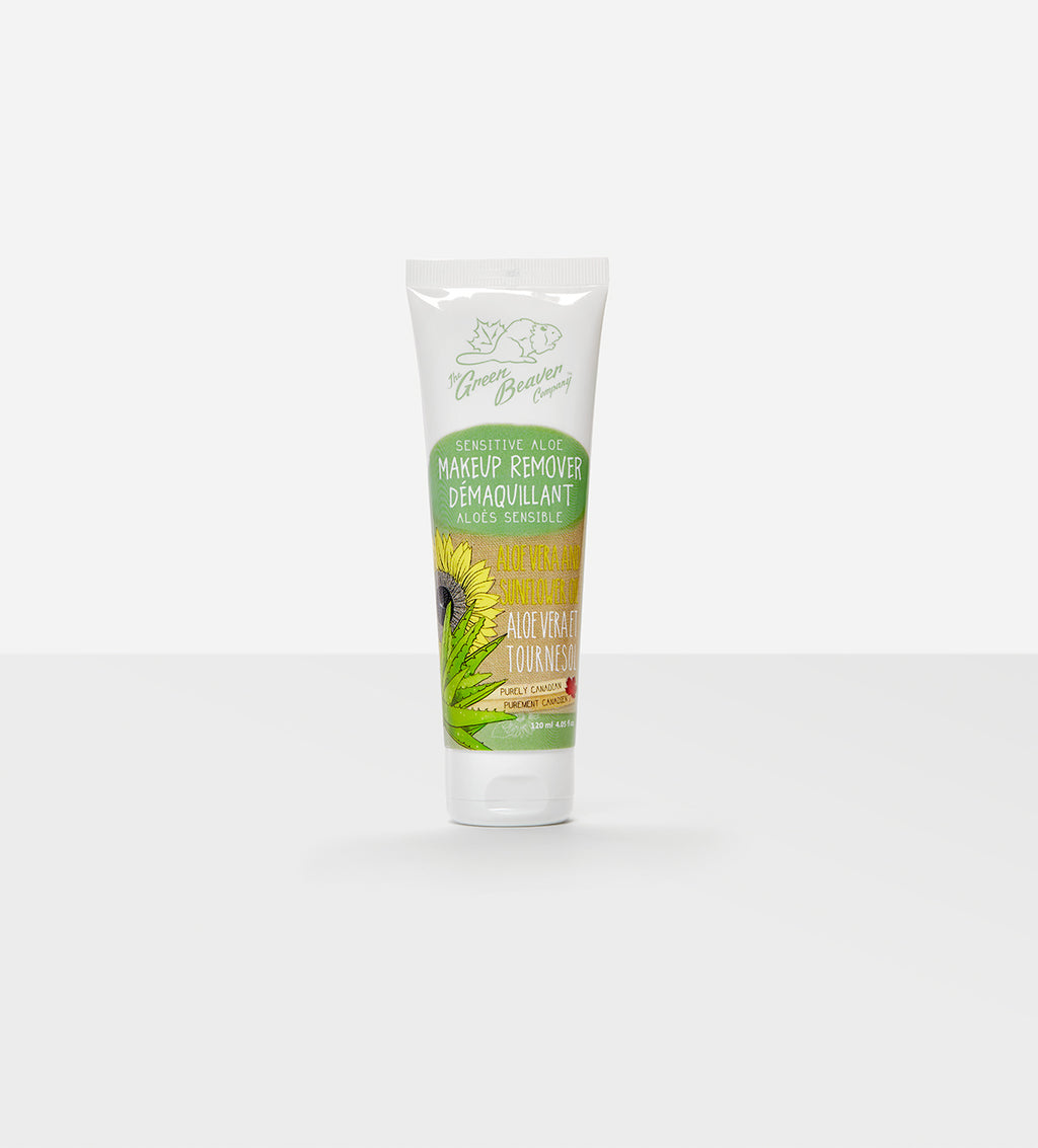 Sensitive Aloe Makeup Remover