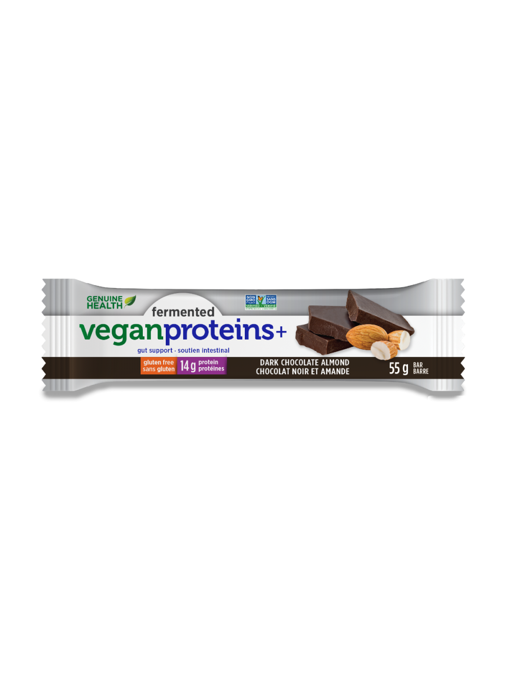 Fermented Vegan Proteins+ Bar