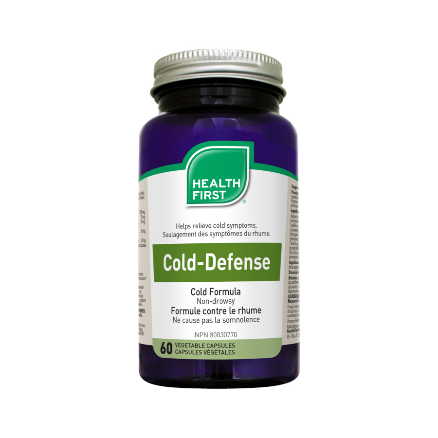 Cold-Defense Cold & Flu Formula