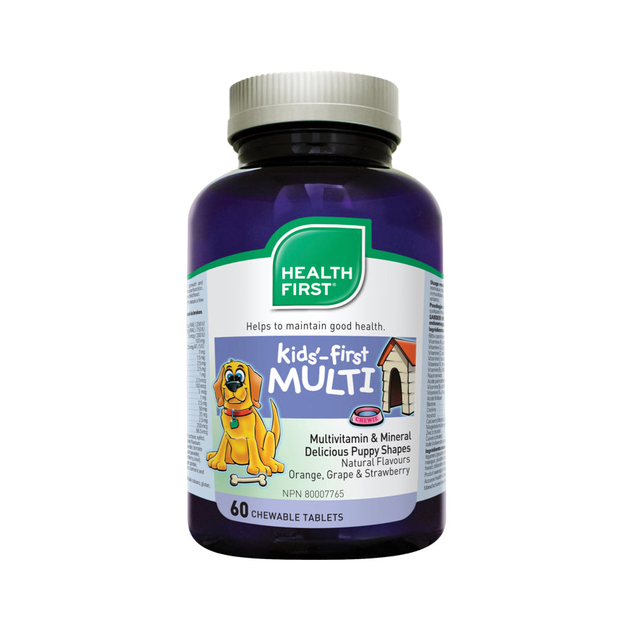 Kids'-First Multivitamin & Mineral
