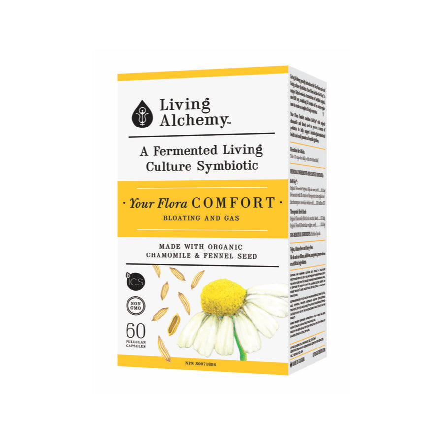 Your Flora Comfort - Bloating & Gas