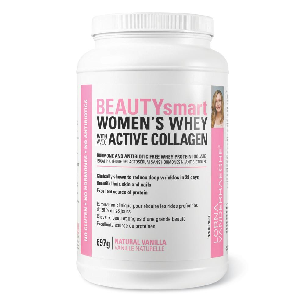 Beautysmart Women's Whey With Active Collagen