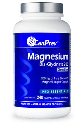 Magnesium Bis-Glycinate 200mg