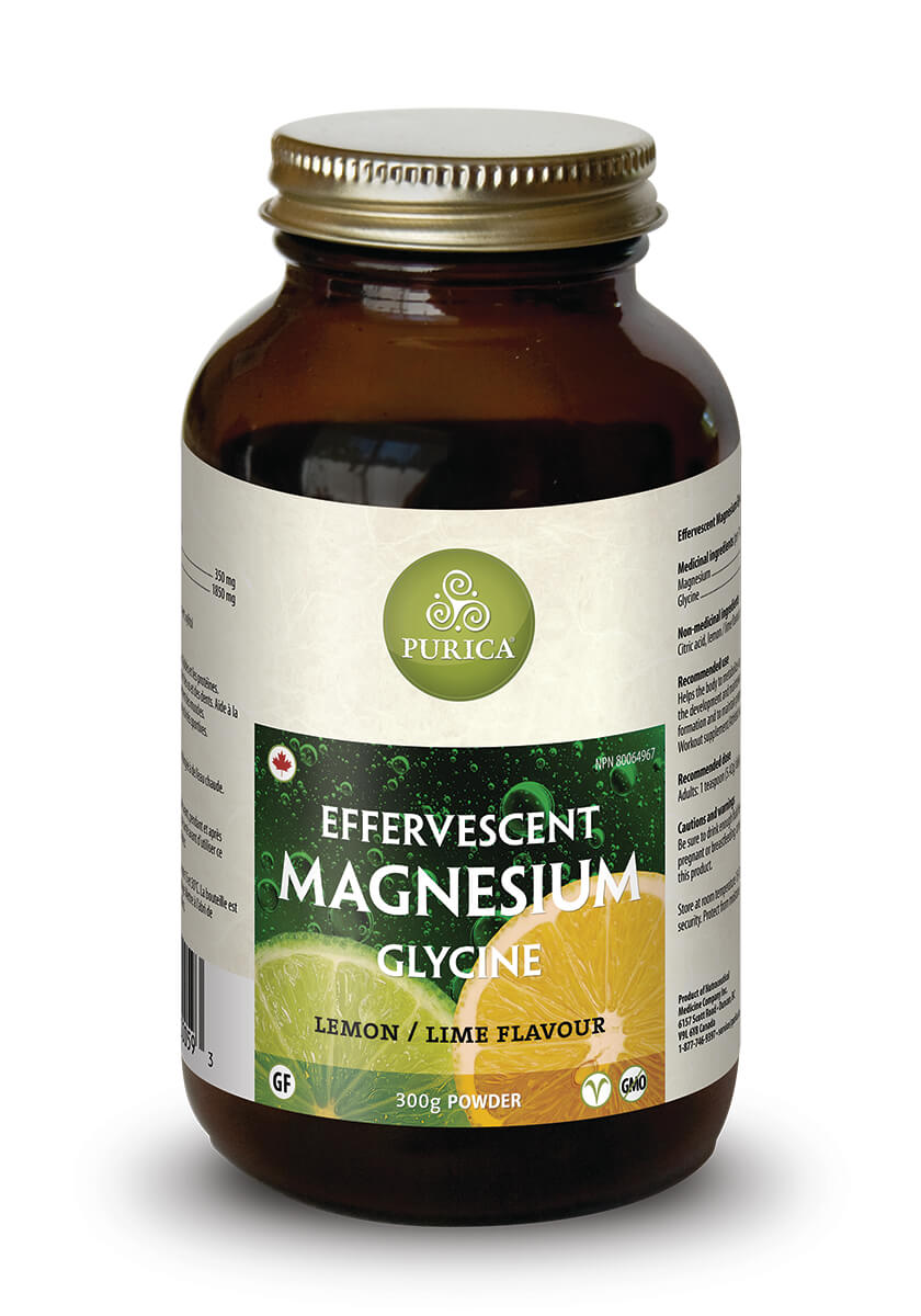 Magnesium Effervescent Powder