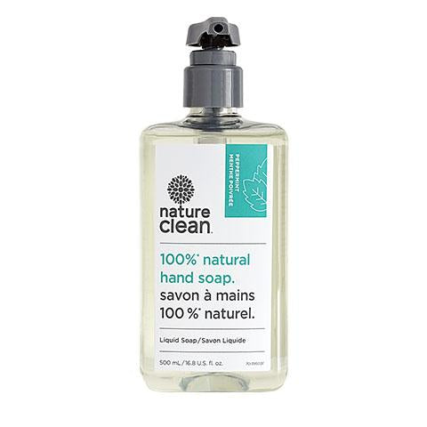 Nature Clean 100% Natural Hand Soap