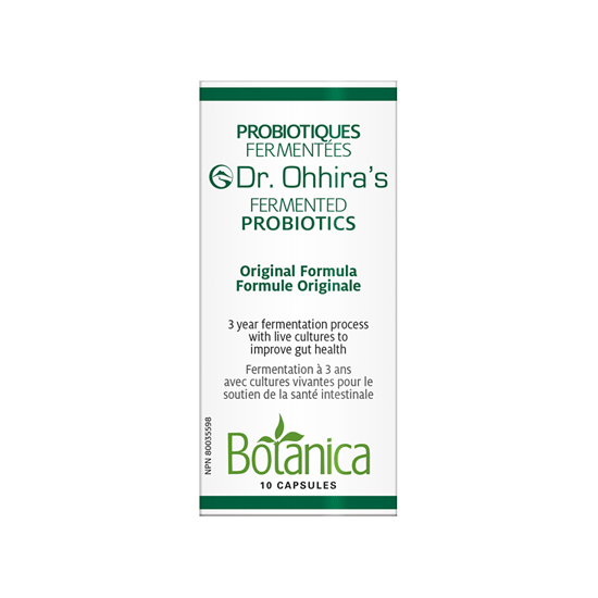 Dr. Ohhira's Probiotics by Botanica