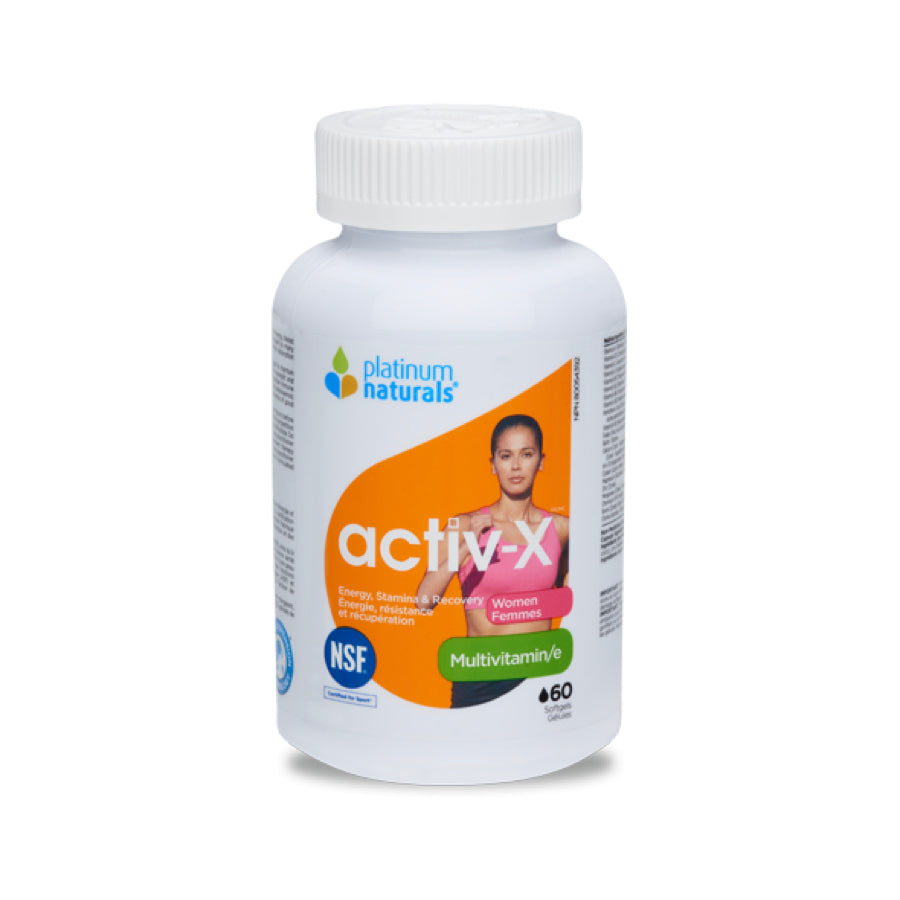 Platinum Naturals activ-X for Women