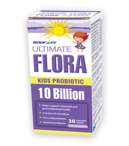 Ultimate Flora Kids Probiotic 10 Billion