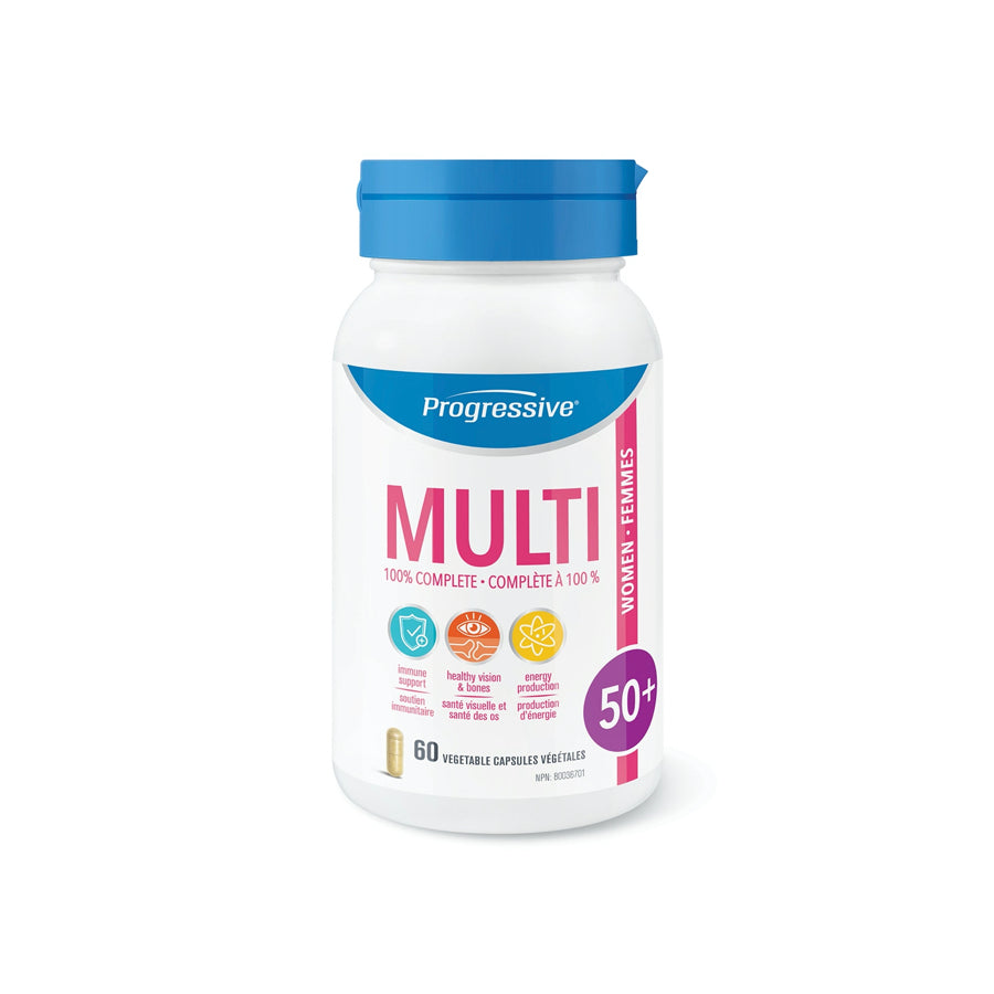 MultiVitamins for Women 50+