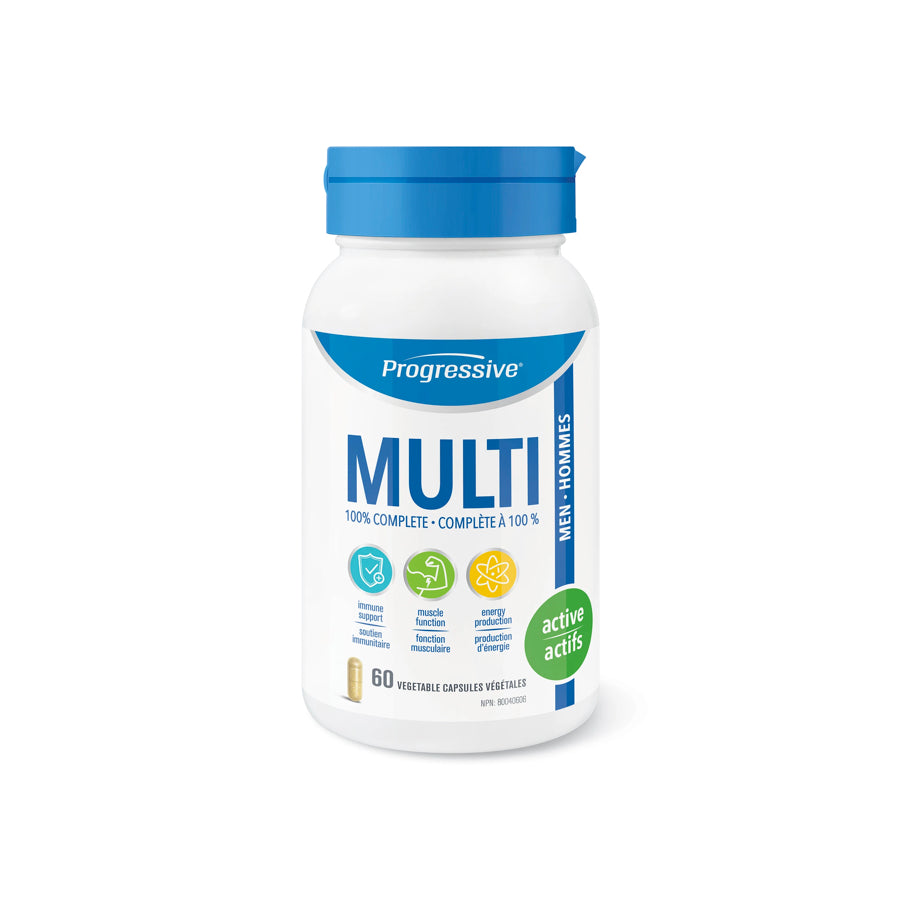 MultiVitamins for Active Men