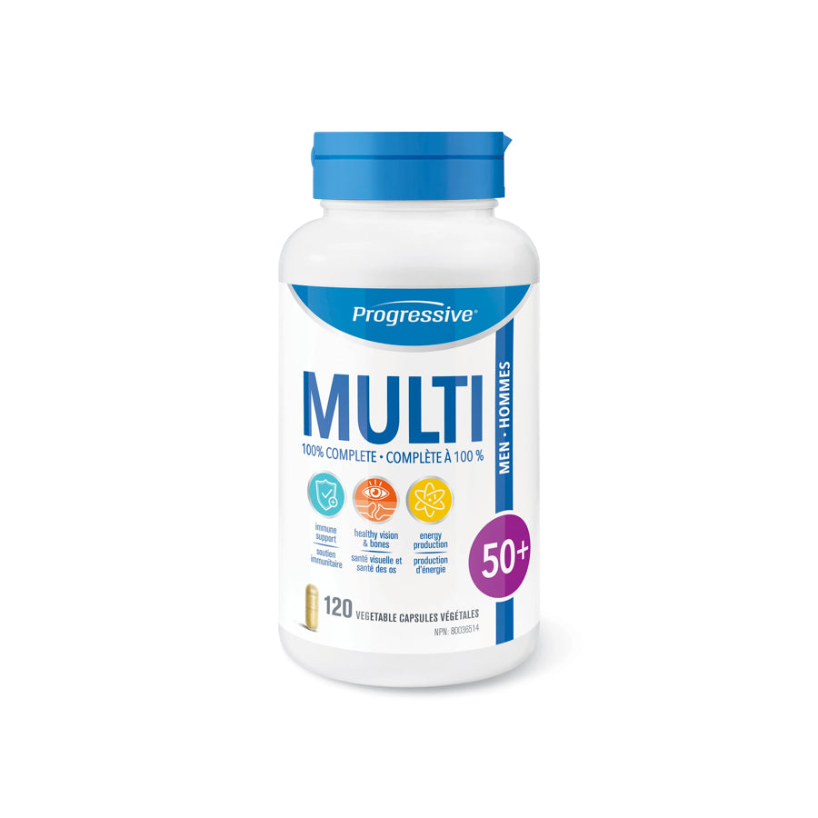 MultiVitamins for Men 50+