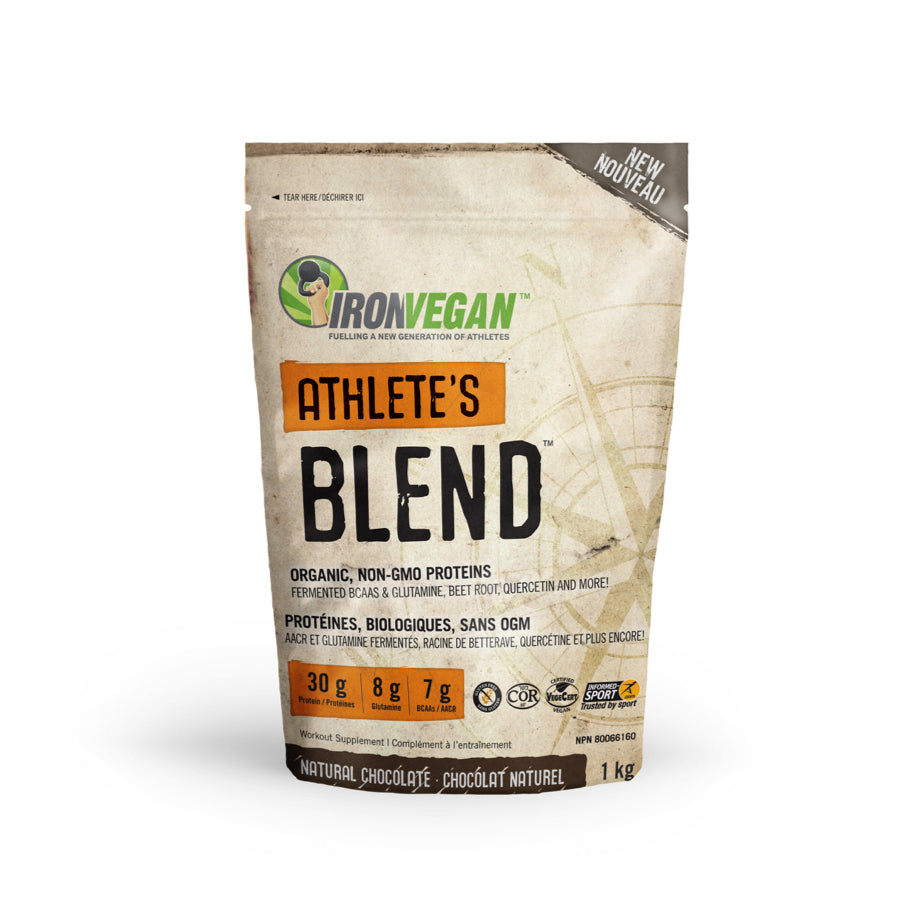 Iron Vegan Athlete's Blend