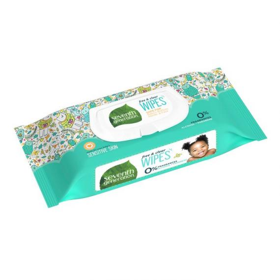 Free & Clear Baby Wipes