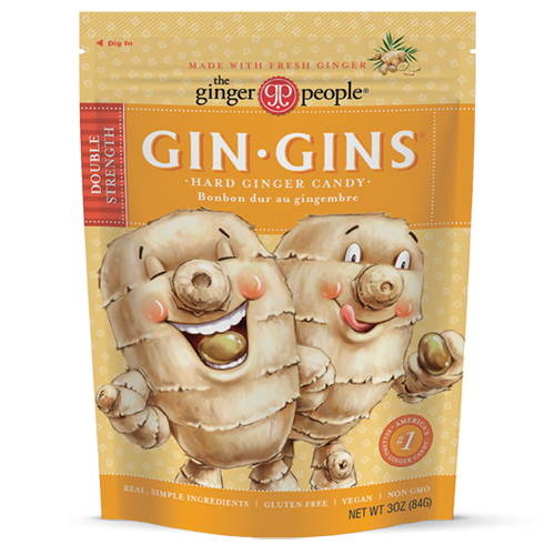 Gin-Gins Hard Ginger Candy