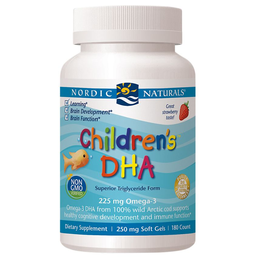 Children's DHA Chewable Softgels