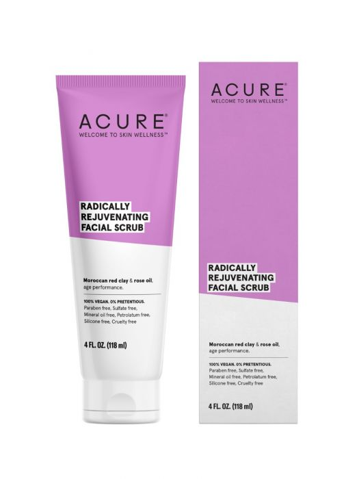 Rejuvenating Facial Scrub