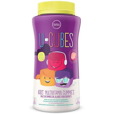 Kid's U-Cubes Multivitamin