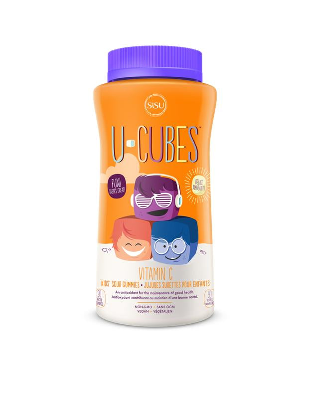 Kid's U-Cubes Vitamin C