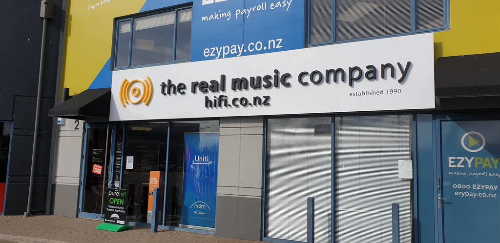 The Real Music Company