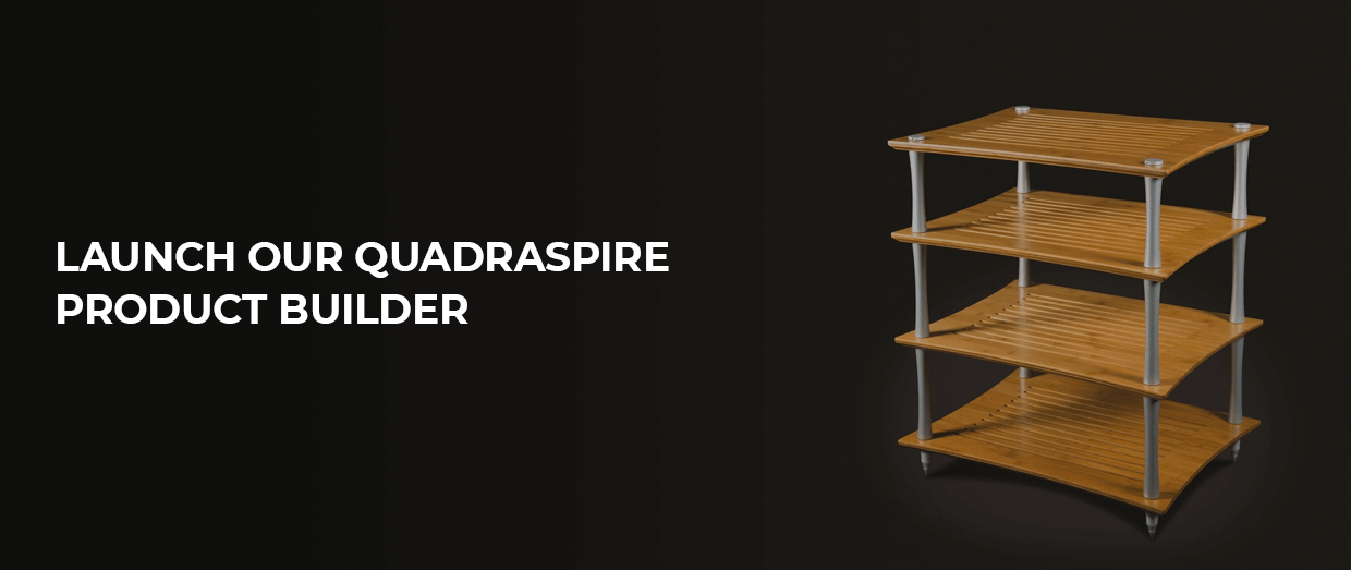 New Zealand Quadraspire Product Builder