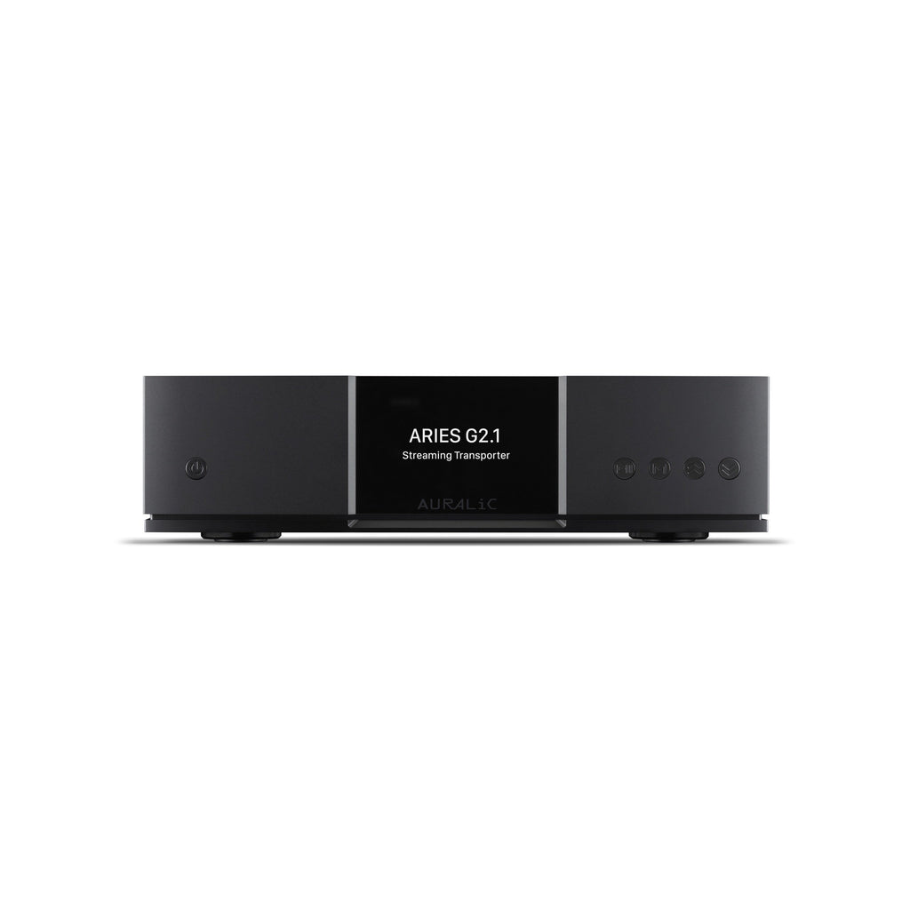 Auralic - Aries G2.1 - Wireless Streaming Transporter New Zealand