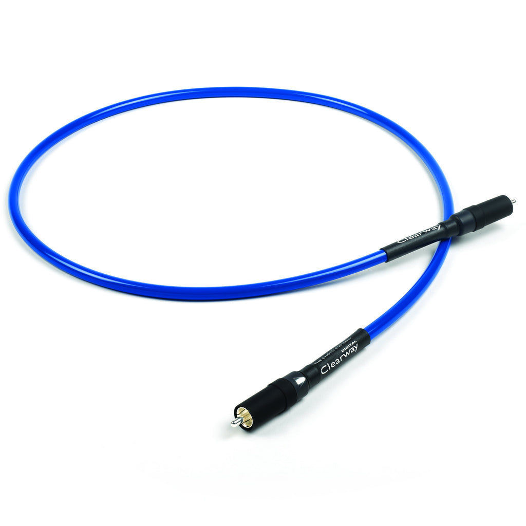 Chord Co - Clearway Digital RCA (1m) New Zealand