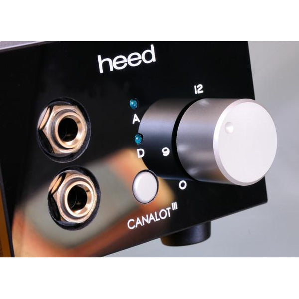 Heed - Canalot III - Headphone Amplifier New Zealand