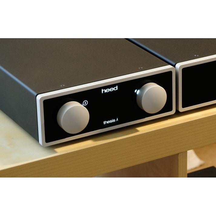 Heed - Thesis Lambda - Preamplifier New Zealand