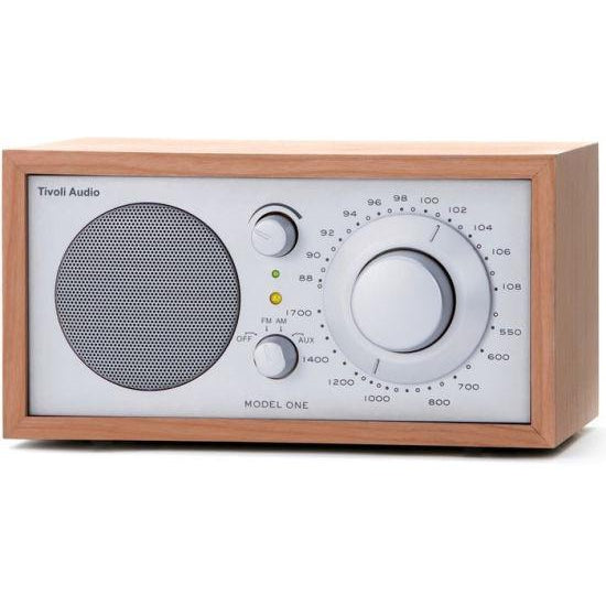 Tivoli - Model 1 - Radio New Zealand