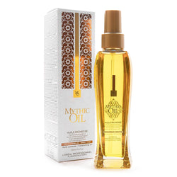Heat Protector - Loreal Mythic Oil Nourishing Argan Oil 100ml