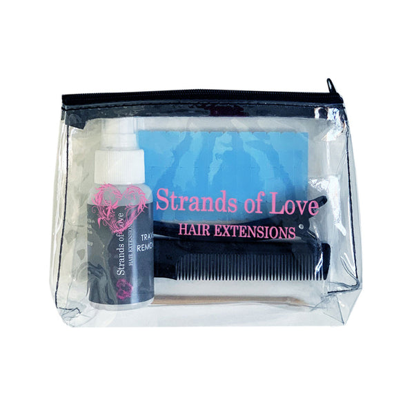 Emergency Travel Kit from Strands of Love Extensions Remover Image