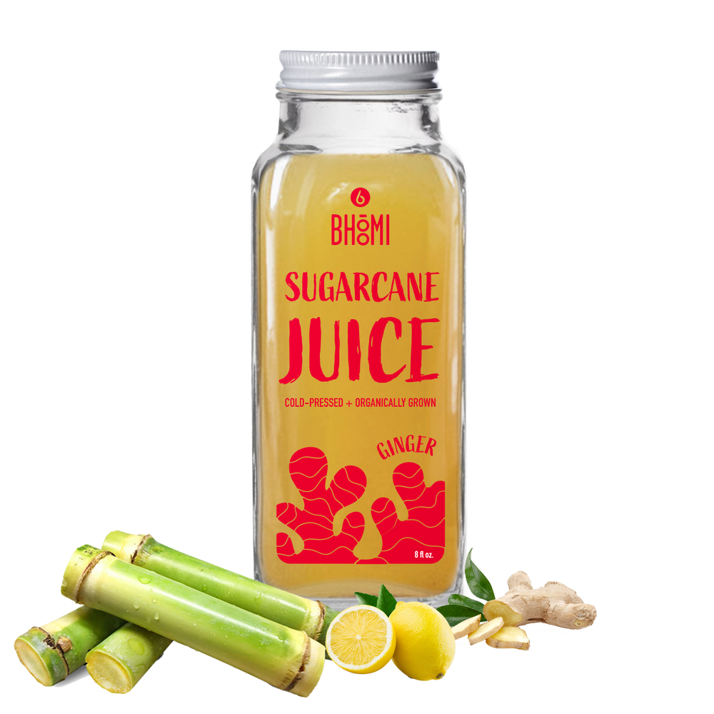 Ginger - Sugarcane Juice