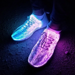 Wsnd Pro™ Luminous Fiber Optic Shoes(Free shipping)