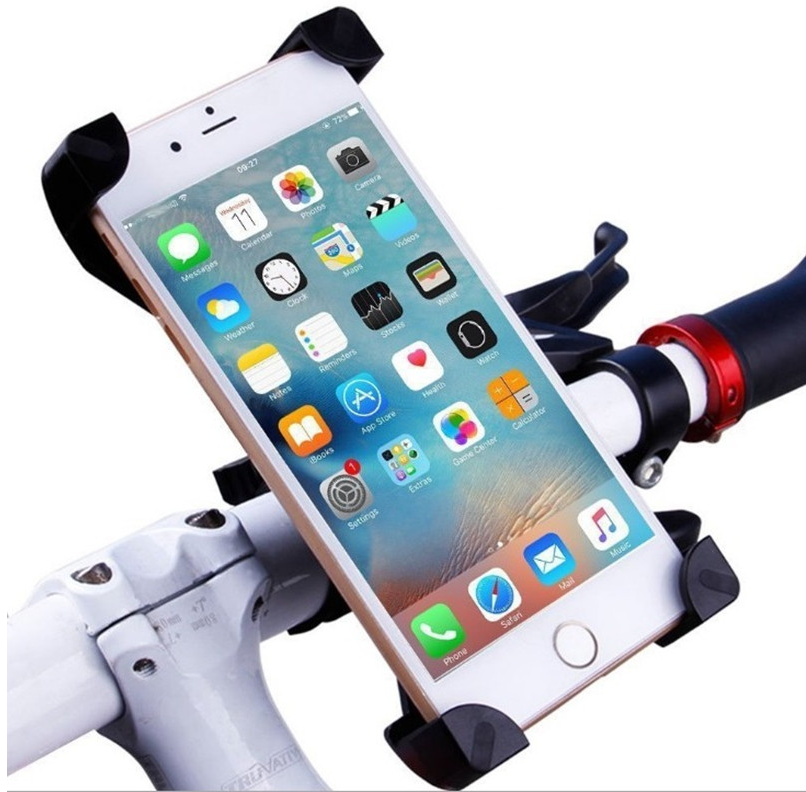 Bicycle mobile phone bracket motorcycle electric car mobile navigation