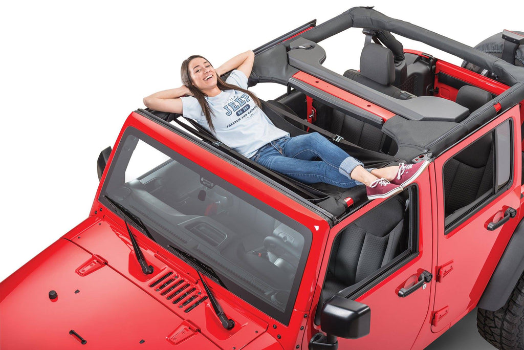 Jammock 2.0 Jeep Car Roof Hammock