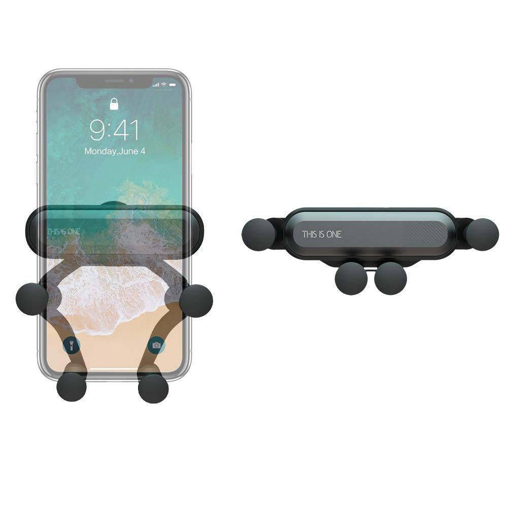 2019 New Original Universal  Auto-Grip Gravity Deformable Car Phone Mount Holder