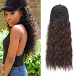 BEAUTY Baseball Cap with Hair(Buy 2 free shipping)