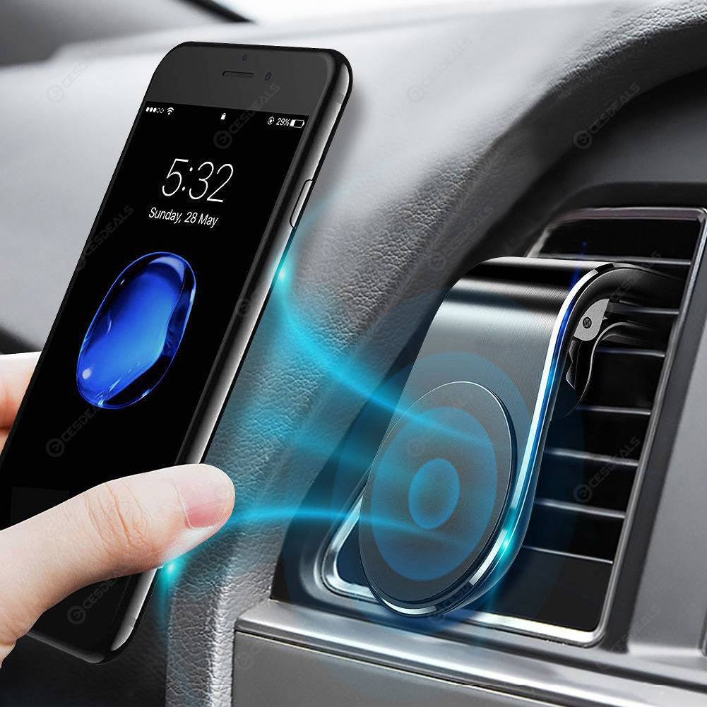 50% OFF-Last Day Promotion-Minimalist Magnetic Car Phone Holder
