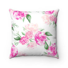 Pink Blooms - Pillow