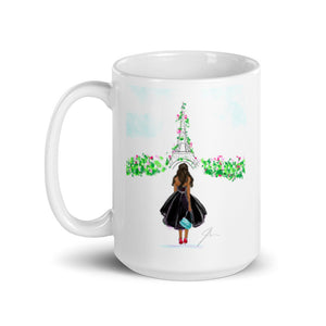 Le Paris (Dark) Mug