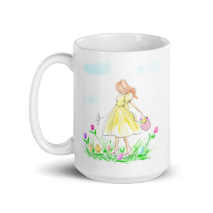 Chic Chicks (Red) Mug