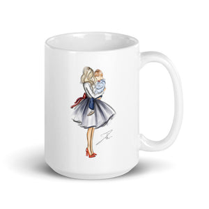 The Boy Who Stole My Heart (Blonde/Red) Mug