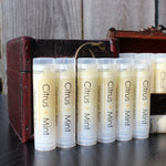 Citrus and Mint Organic Lip Balm