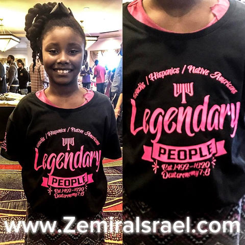 Zemira Israel Legendary People Shirt