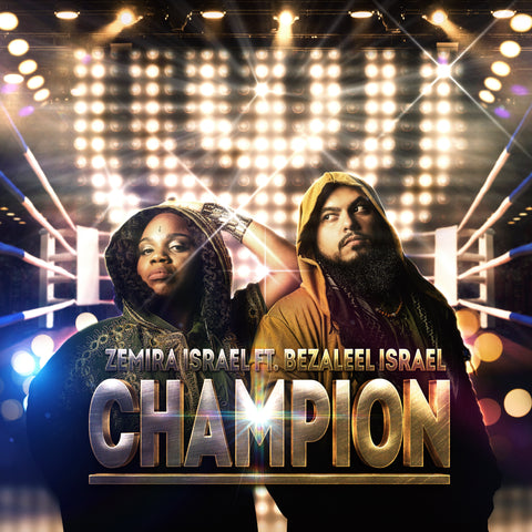 CHAMPION is Zemira Israel's latest 2020 single