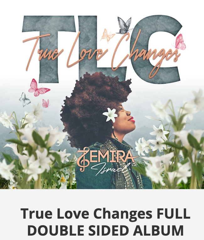 Zemira Israel's sophomore album True Love Changes