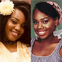 Zemira Israel before and after with PCOS