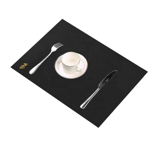 Z logo Placemat 14'' x 19'' (Six Pieces)