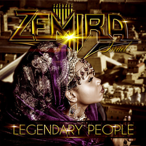 Zemira Israel's Legendary People album